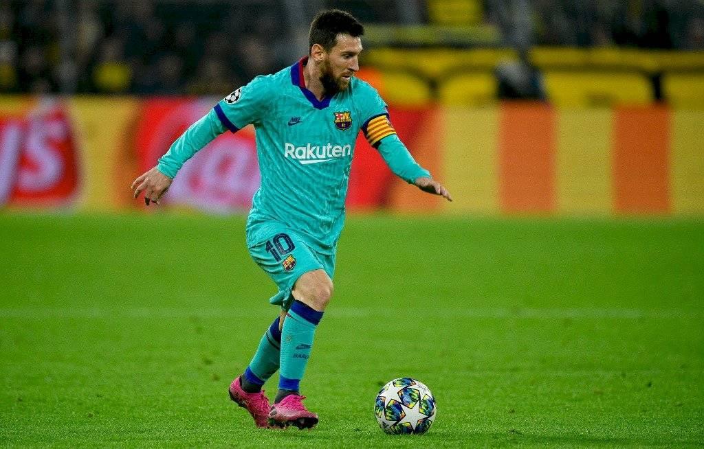 Lionel Messi vuelve a jugar