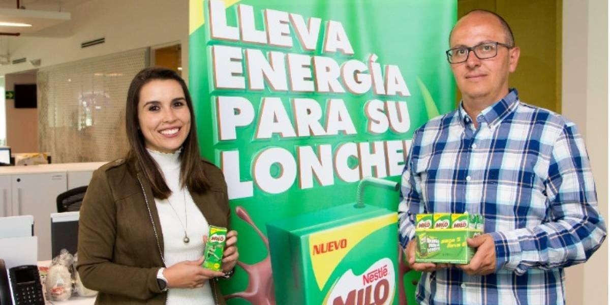 Milo presenta nueva bebida en el mercado ecuatoriano