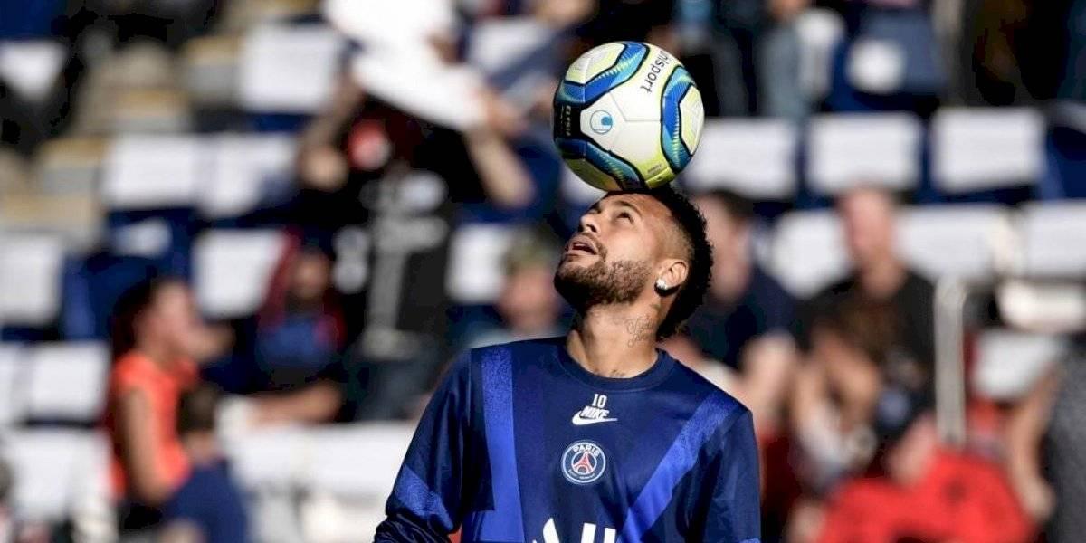 TAS le reduce la sanción a Neymar por protestas y comentarios contra árbitro