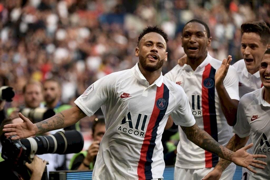 Neymar, PSG 2019