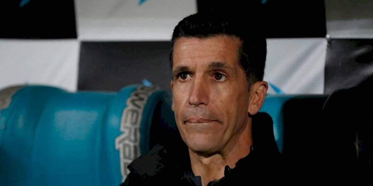 Otro más a la lista de los despidos: Gustavo Díaz fue desvinculado de Everton por malos resultados