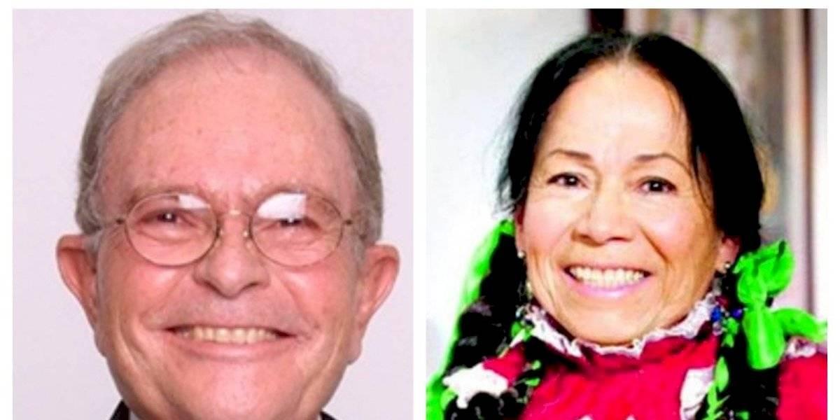 """FOTO. Aparece ante los medios la hija que tuvo Raúl Velasco y """"la India María"""""""