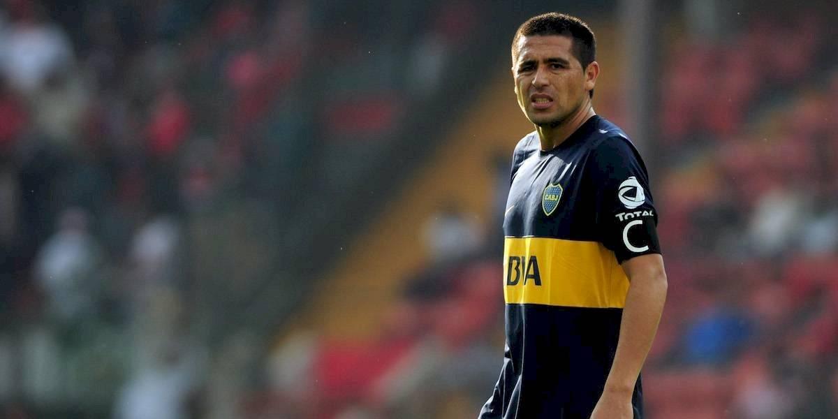 Juan Román Riquelme confirma su partido de despedida con Boca Juniors