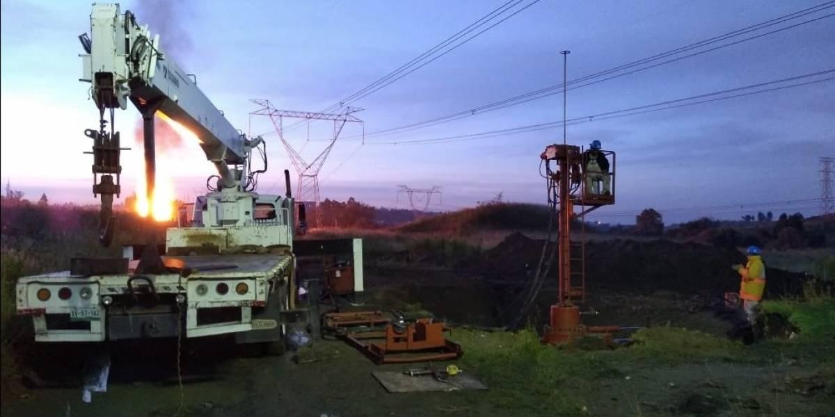 Continúan labores para controlar fuga de gas en Puebla
