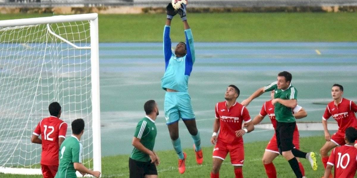 UPR Río Piedras y Católica dan cátedra en el campo futbolístico