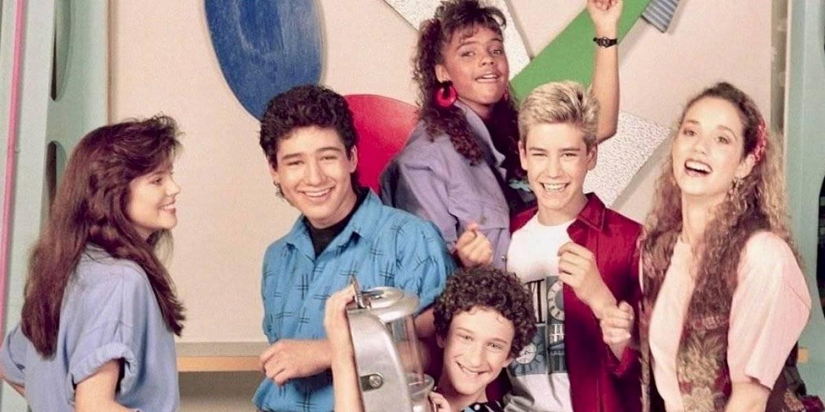 Salvados por la Campana tendrá reboot con el elenco original