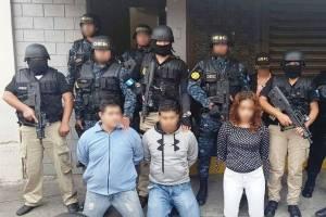"Desarticulan banda de secuestradores ""el Tuki Tuki"""