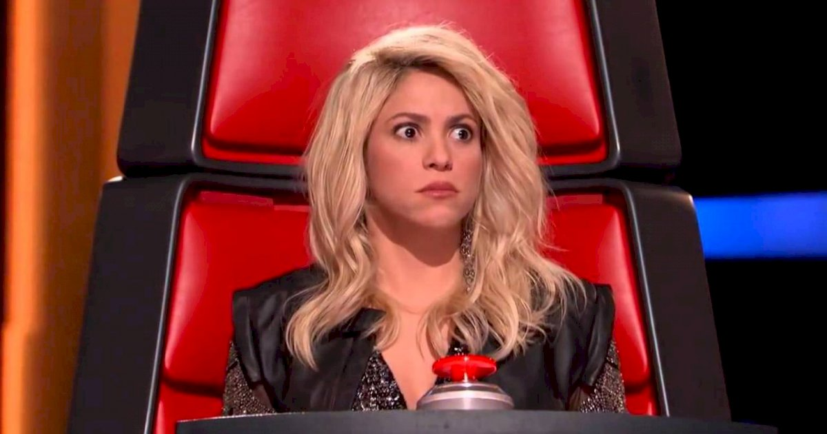 Shakira Internet