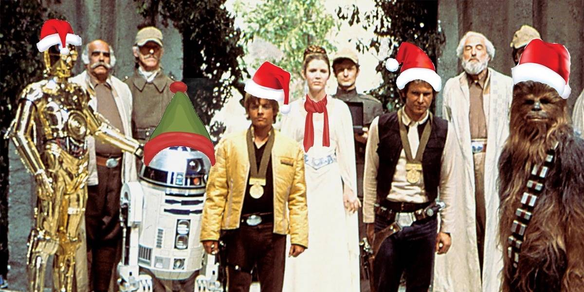 Director de The Mandalorian quiere rehacer el especial navideño de Star Wars