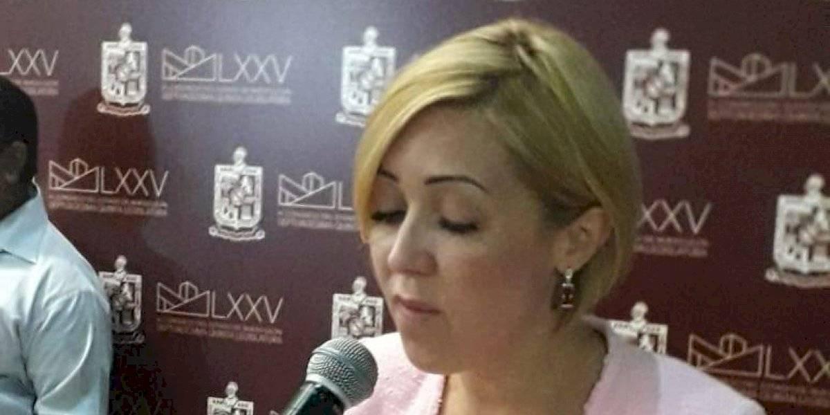 Renuncia Tapia a bancada de Morena en el Congreso de Nuevo León