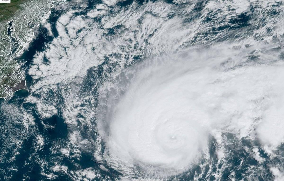 huracán Humberto