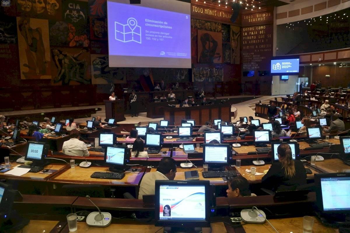 Asamblea Nacional API