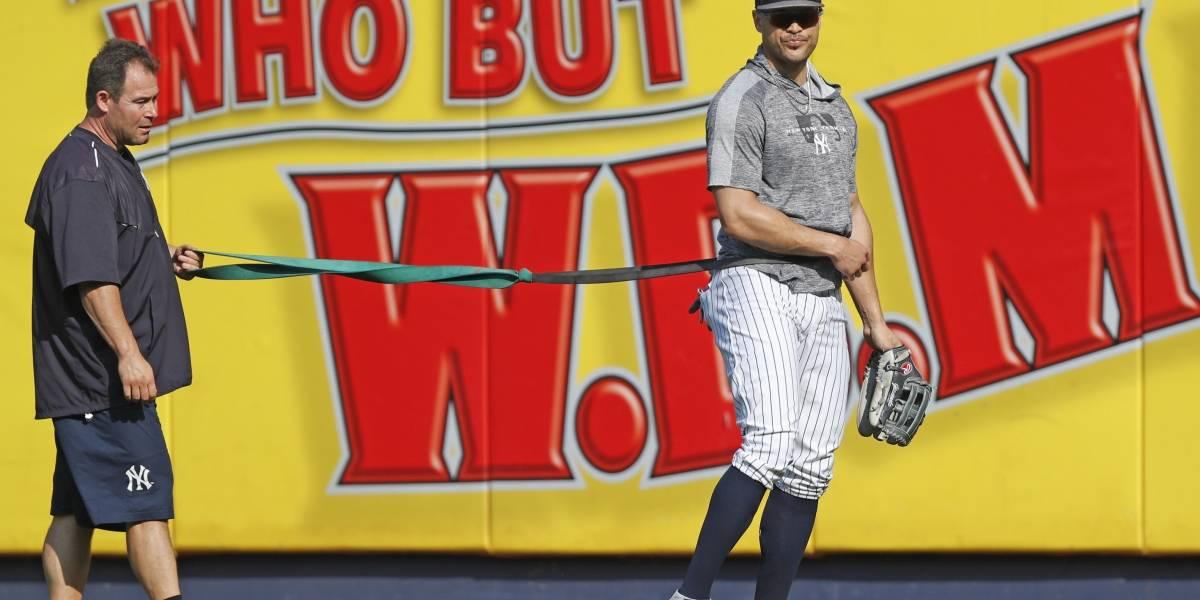 Yankees recuperan a Stanton a punto de ganar su división