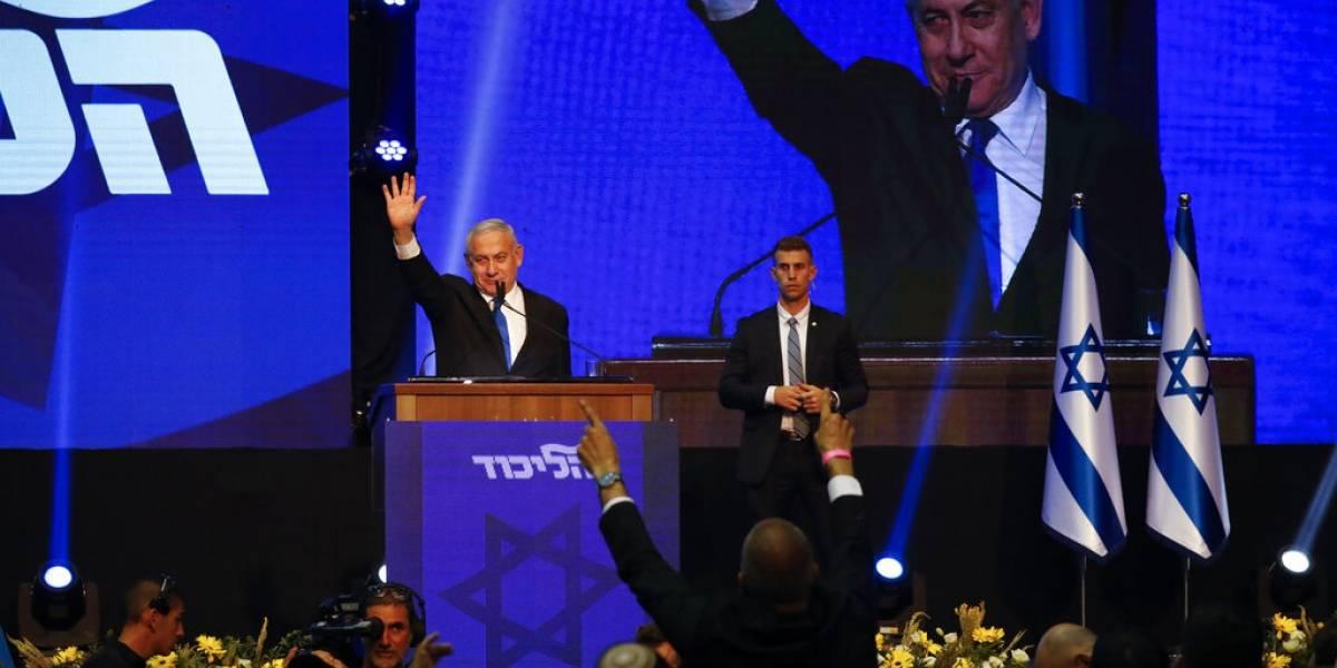 Elecciones en Israel: Con un 91% de los votos escrutados todavía no hay ganador y deja en dudoso futuro al gobierno de Netanyahu