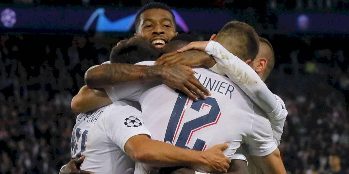 ¡Humillada! El PSG golea a un insípido Real Madrid