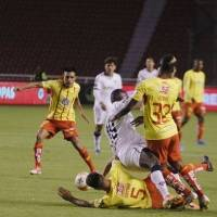 Liga de Quito vs Aucas: Copa Ecuador