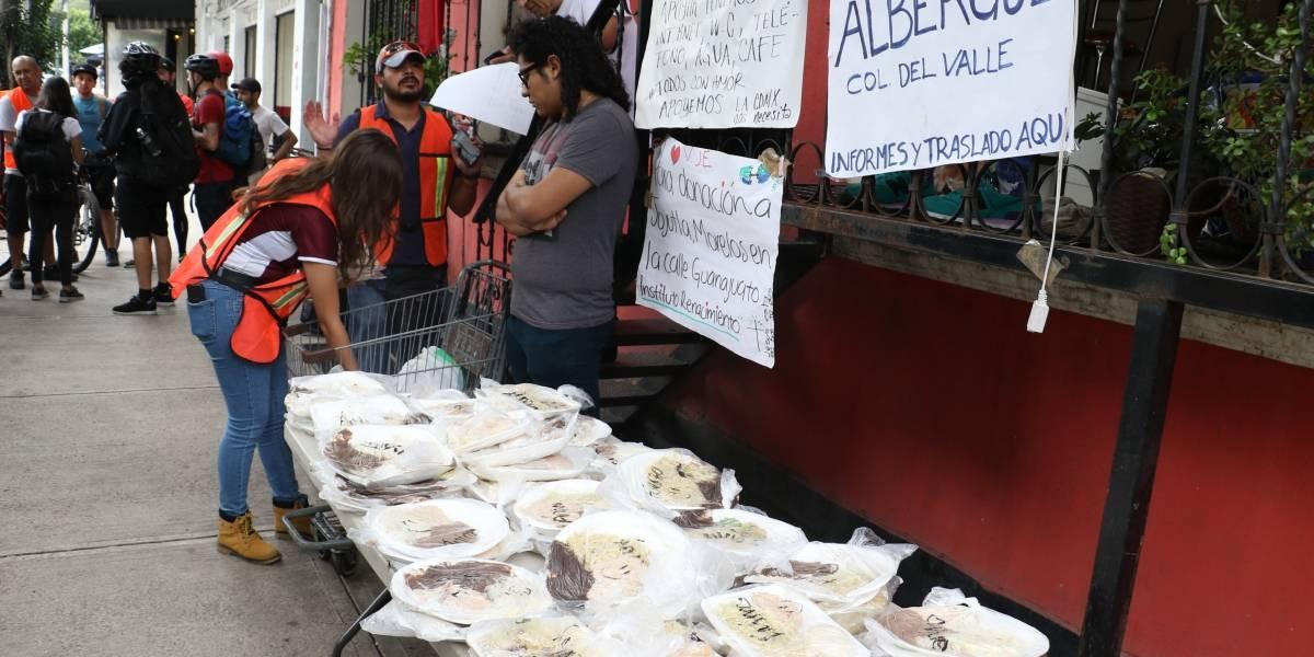 Sólo 15 colonias cuentan con voluntarios suficientes en caso de sismo