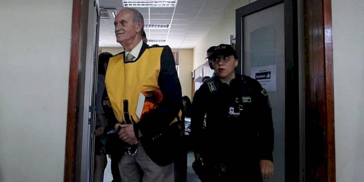 Krassnoff suma nueva condena por secuestro de un matrimonio de miristas en Santiago