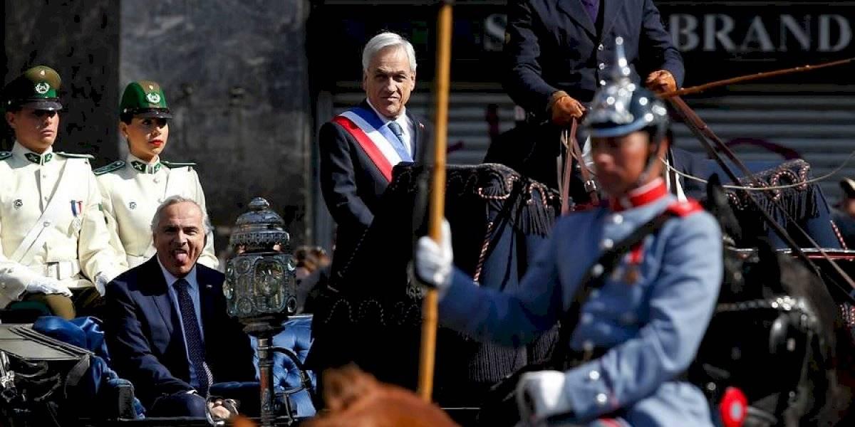 Se nota que no ha visto los precios en las fondas: Piñera llama a romper con el pesimismo