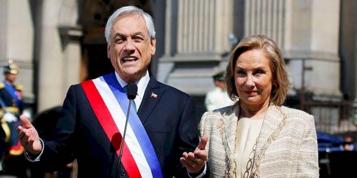 """Piñera pide que denuncias de abusos sexuales en la Iglesia sean tratados con """"verdad y justicia"""" tras asistir a Te Deum"""