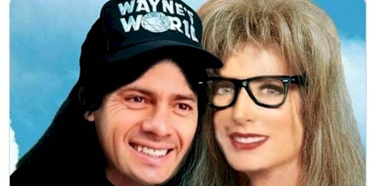 Los mejores memes de Peña Nieto y Tania Ruiz como 'hippies' en NY