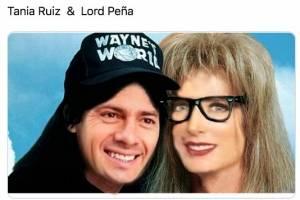 Peña hippie
