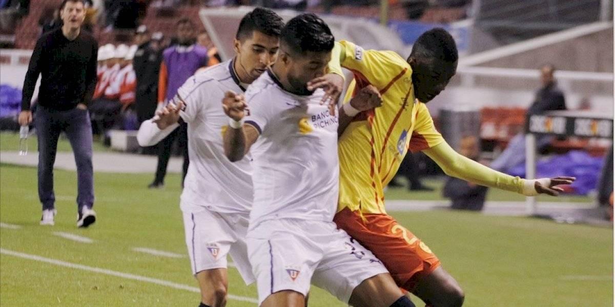 Liga de Quito vs Aucas: El 'Rey de Copas' clasifica a la semifinal de la Copa Ecuador