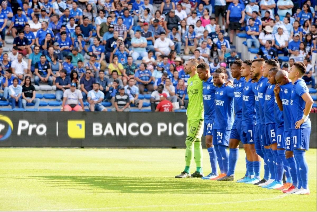 Liga Pro dejó de lado al árbitro Marlon Vera para la fecha 26 API