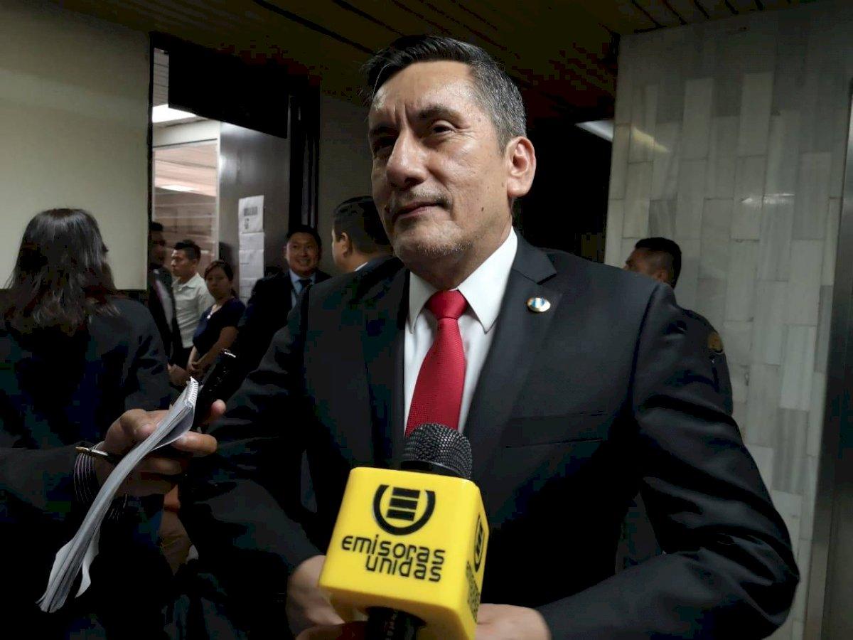 diputado Roberto Villate