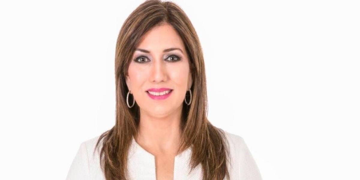 Ada Monzón da positivo a Covid-19