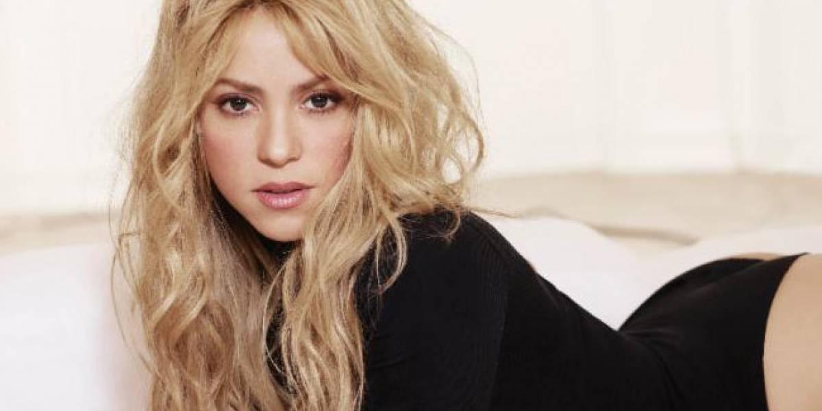 La minifalda de Shakira, tan apretada, que 'reventó' Instagram