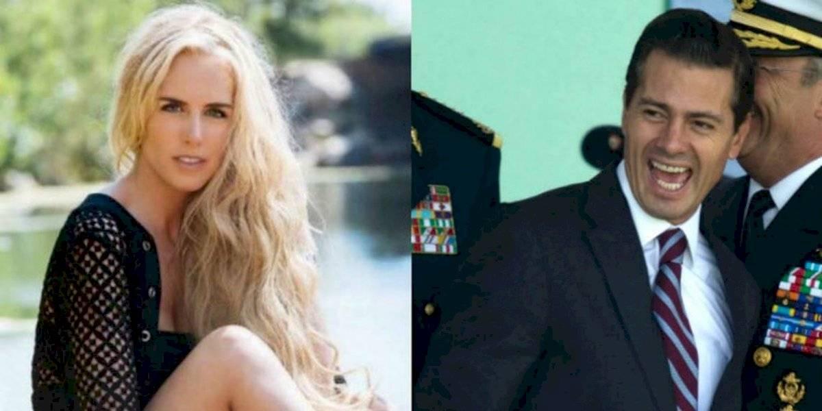 ¡Con peluca y todo! Peña Nieto y Tania Ruiz se disfrazan para pasar desapercibidos en NY