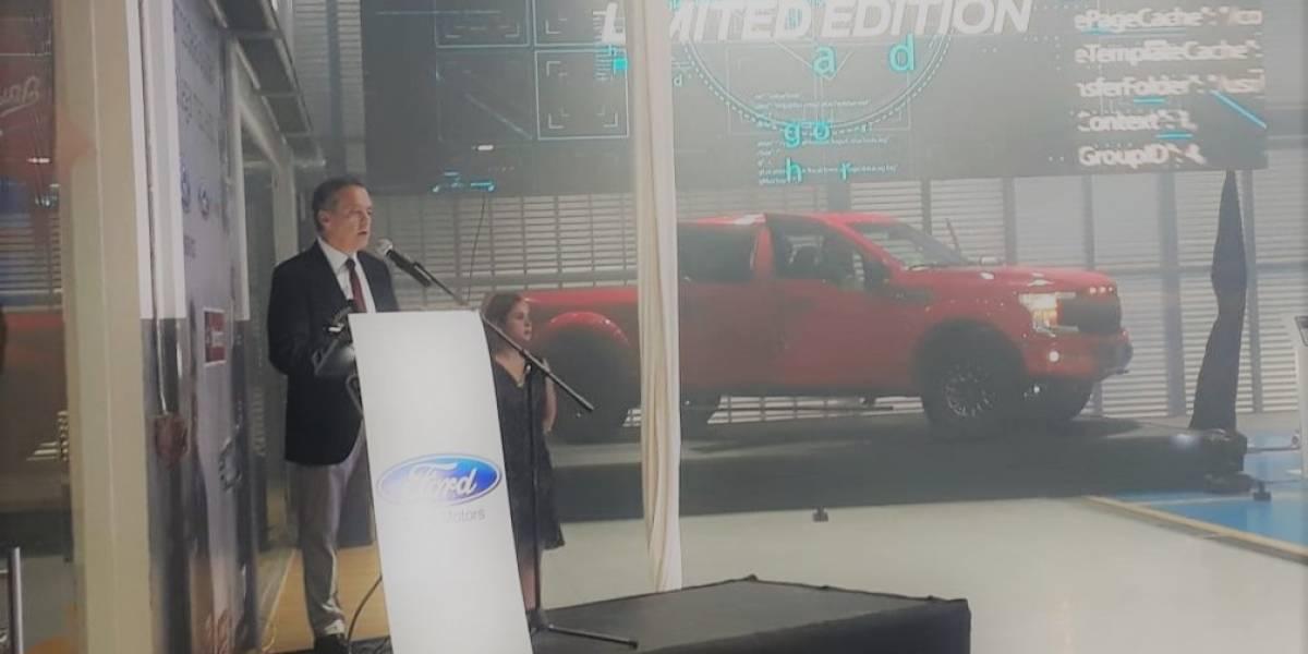 Ford Quito Motors inaugura su nuevo concesionario en Santo Domingo de los Tsáchilas