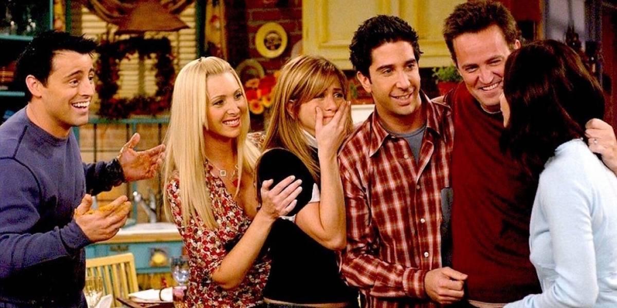 Elenco de Friends entra em acordo com a Warner para especial da série