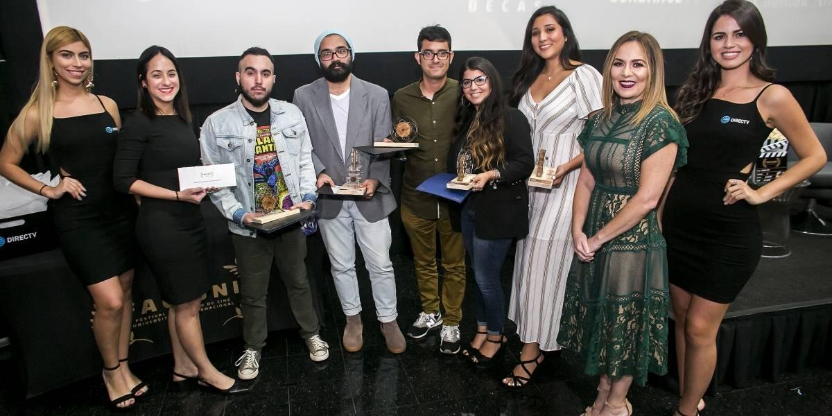 Celebran festival para el desarrollo profesional de estudiantes de cine
