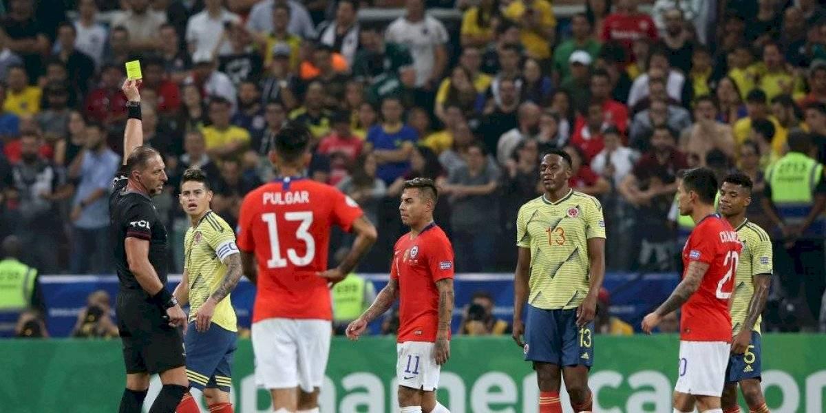 Con James, Ospina y Falcao a la cabeza: Colombia entregó la prenómina para el amistoso frente a Chile