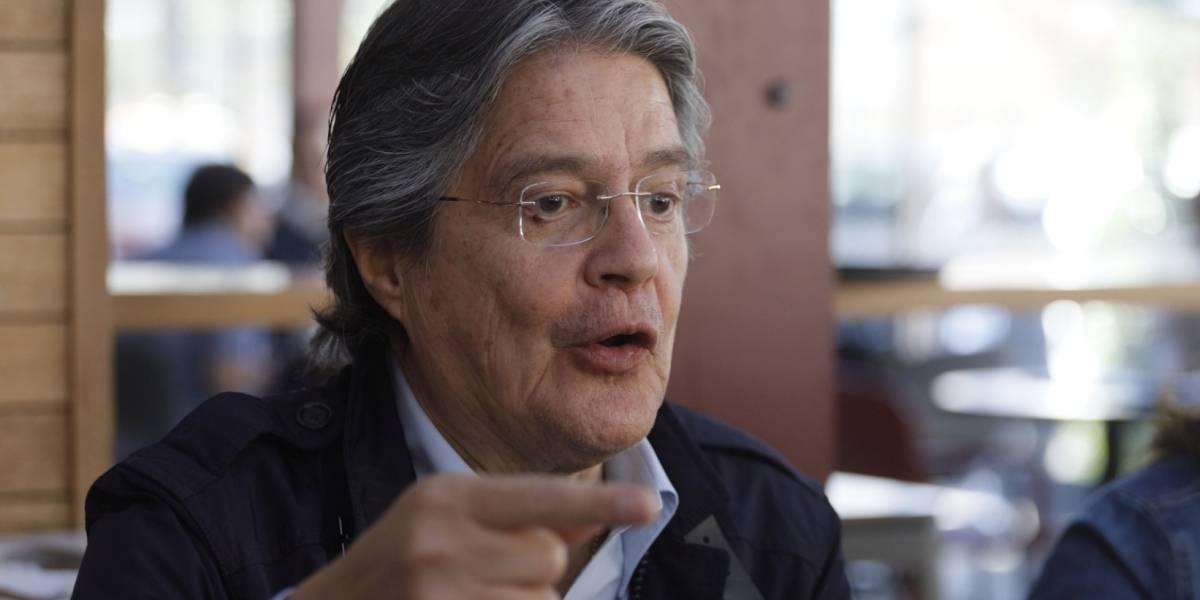 Guillermo Lasso se pronuncia tras negativa a la despenalización del aborto por violación