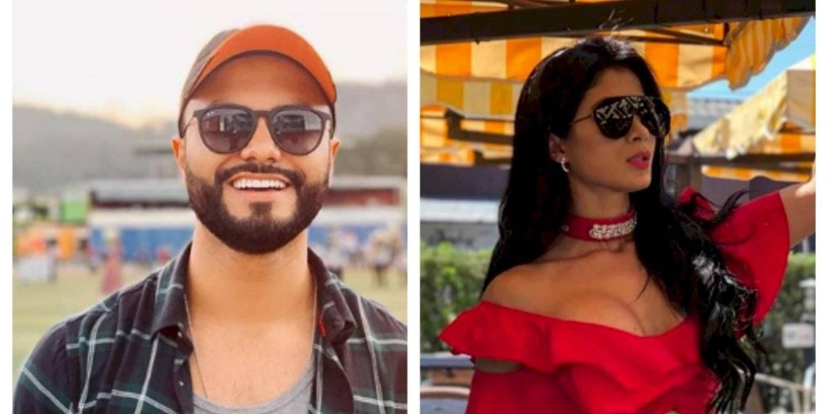Hancer protagoniza los titulares de México por su relación con Kim Flores