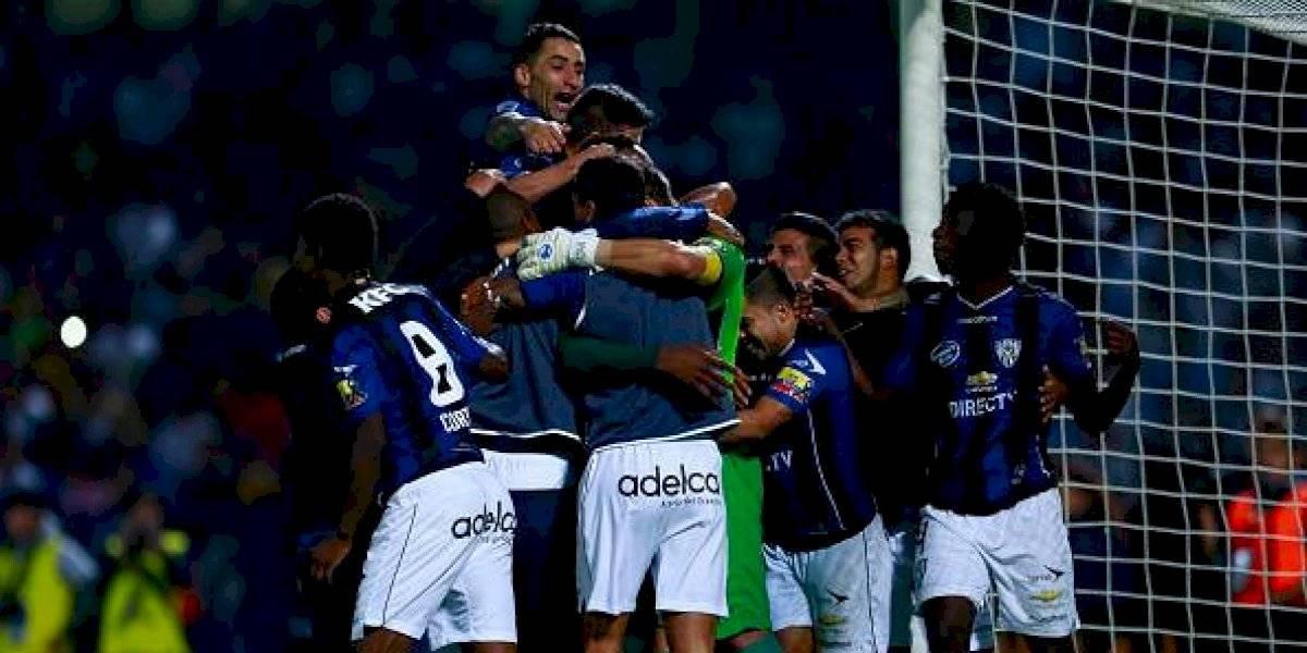 Copa Sudamericana: Independiente del Valle ganó 2-0 a Corinthians en su casa en Brasil