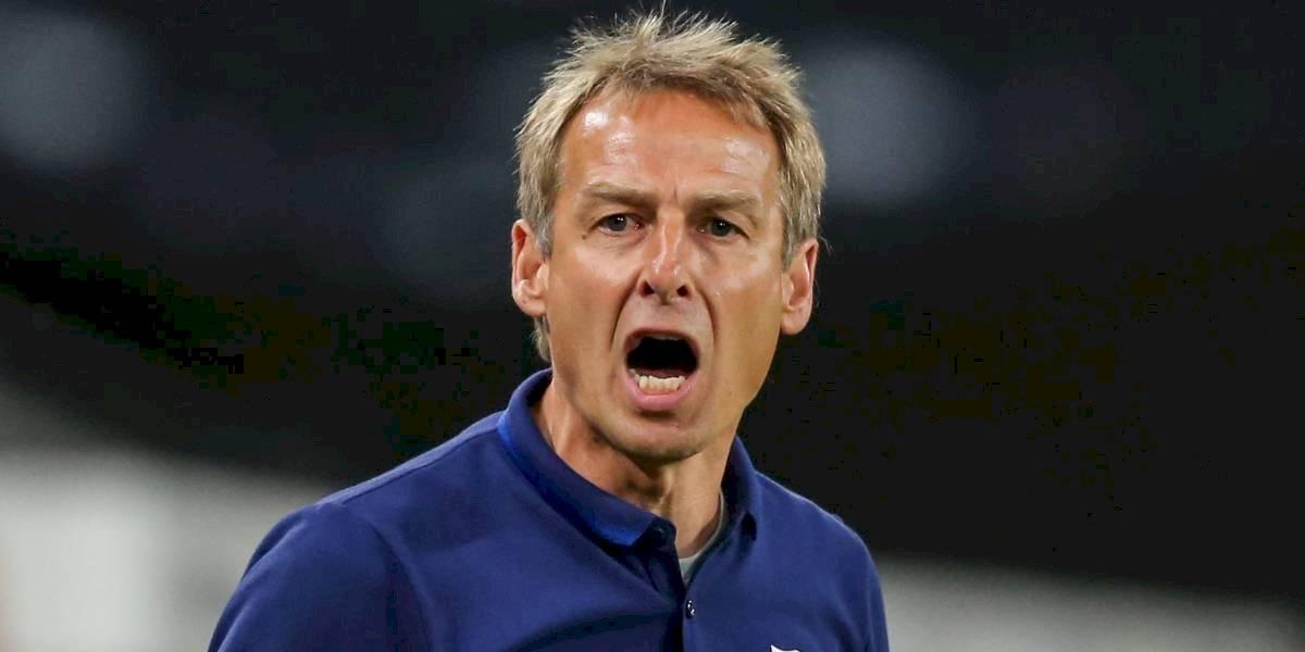 En Europa afirman que no hay dudas que Jürgen Klinsmann será el DT de Ecuador