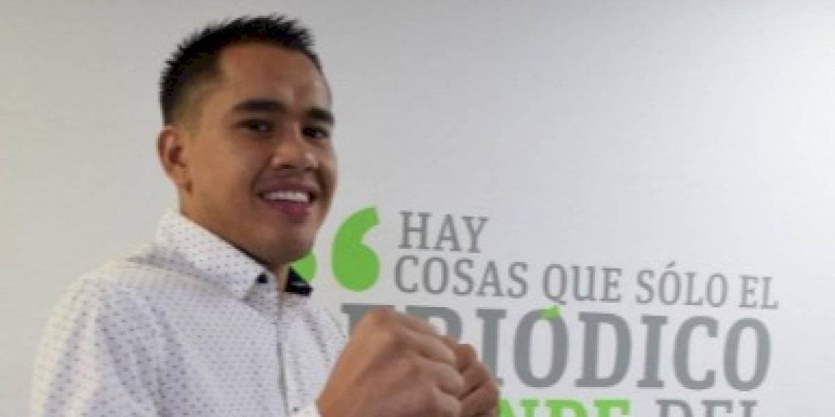 Circula foto de boxeador Misael Rodríguez completamente desnudo