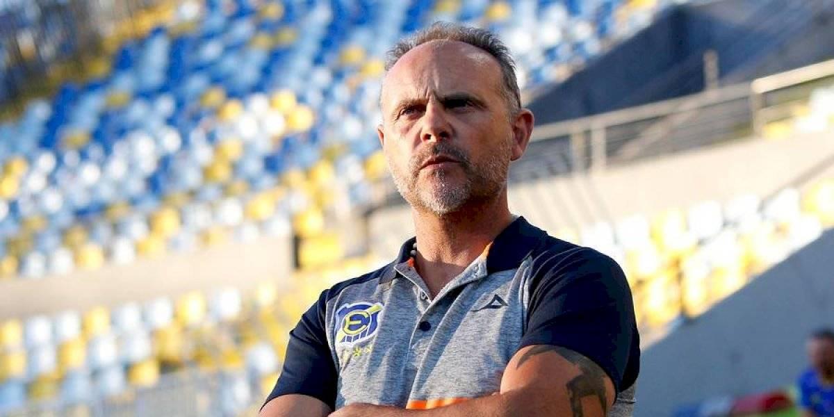 Everton de Viña del Mar confirmó el retorno de Javier Torrente como entrenador