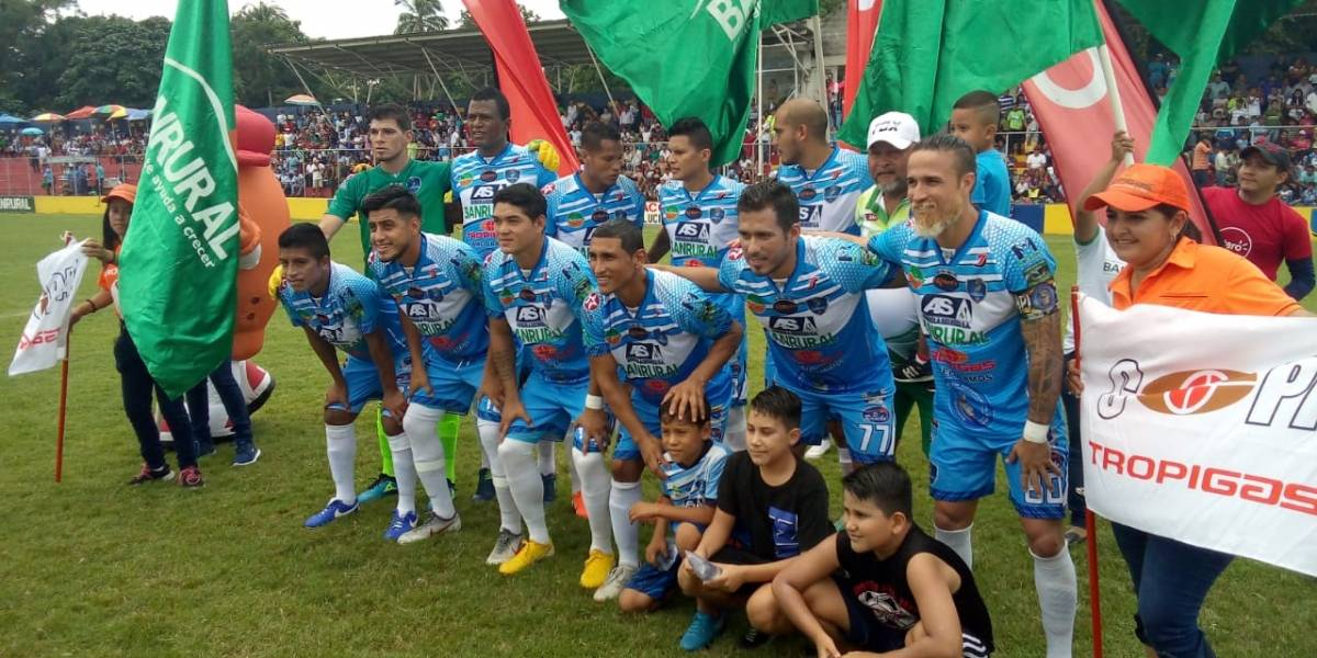 Santa Lucía Cotzumalguapa con una victoria fundamental