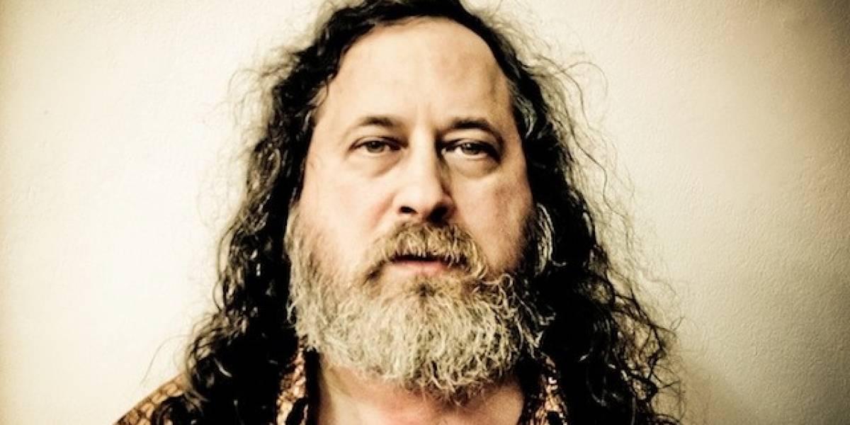 Richard Stallman dejó la Free Software Foundation debido a las críticas que recibió por sus declaraciones sobre el caso Epstein