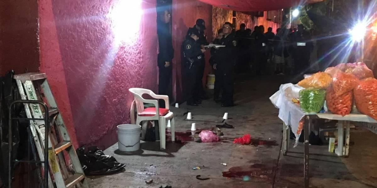 Balacera en vecindad de la Doctores deja 6 muertos