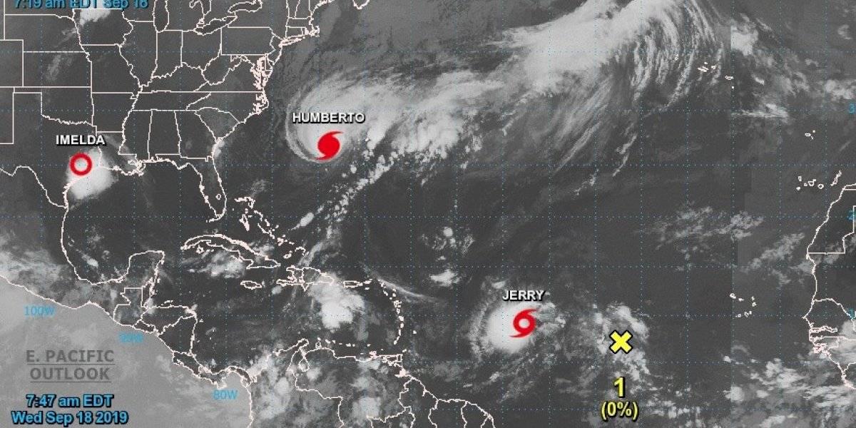 Algunas tormentas amenazan costas del Caribe, México y EE. UU.