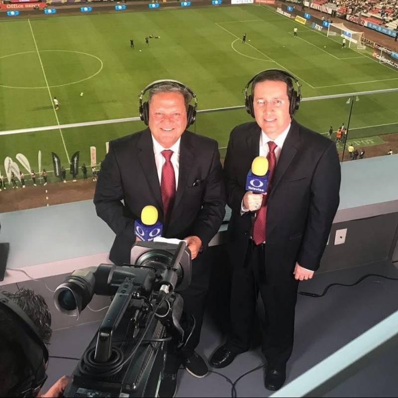 Fallece el comentarista deportivo Mario Castillejos