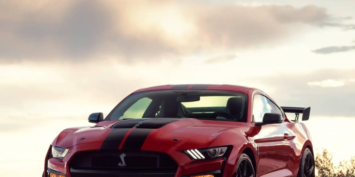 El Ford más potente de la historia llega a México: Shelby GT500