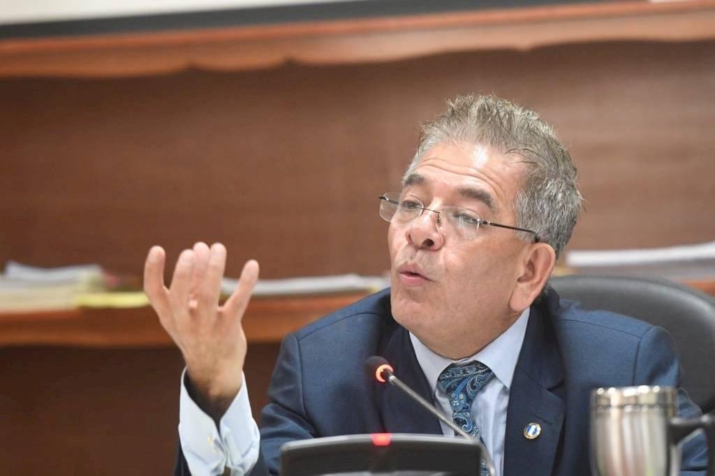 Juez Miguel Ángel Gálvez Omar Solís