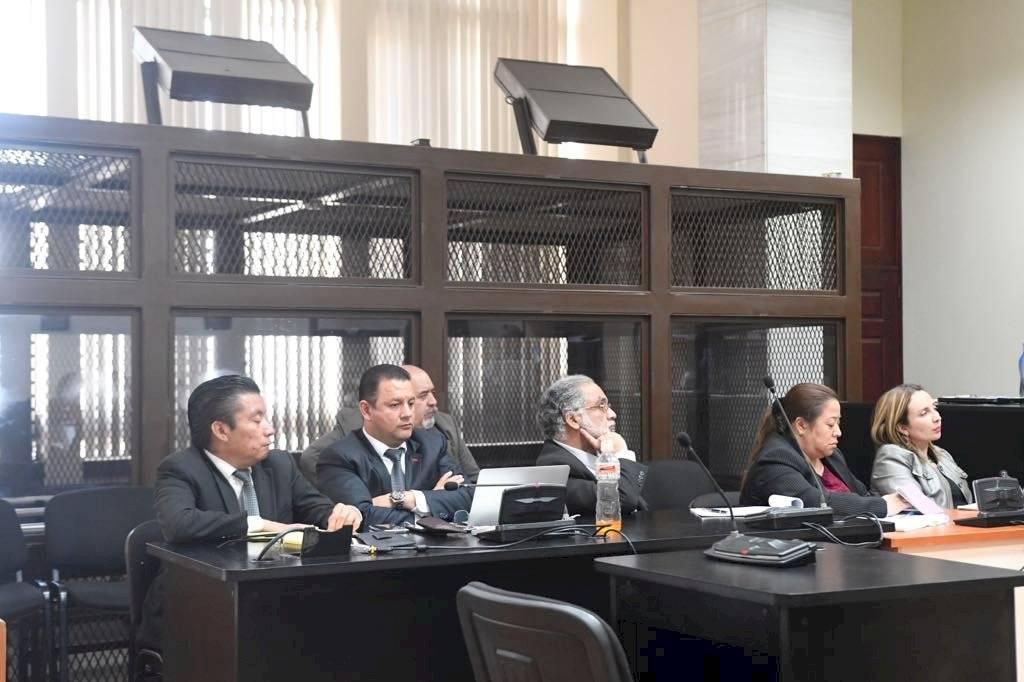 """Sindicados del caso """"Cooptación del Estado"""" Omar Solís"""